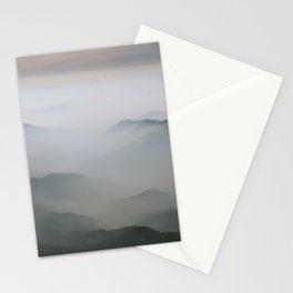 Mountains mood 2 Stationery Cards