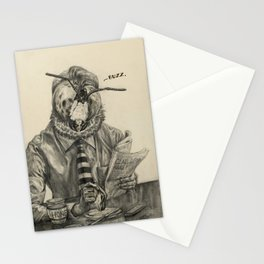 Hive Mind Stationery Cards