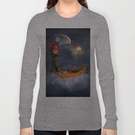 The daysleeper and his companions Long Sleeve T-shirt