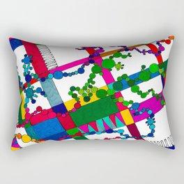 Cognitive Dissonance #03 Rectangular Pillow