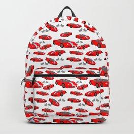 RJ's racecars Backpack