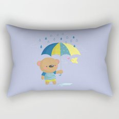 Rainy Season Rectangular Pillow