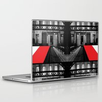 math Laptop & iPad Skins featuring MATH & IMAGERY by Marco Cherfêm