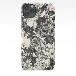 SKULLS 4 HALLOWEEN SKULL iPhone Case