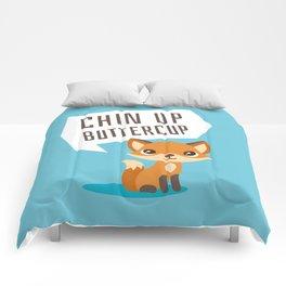 Buttercup Fox Comforters