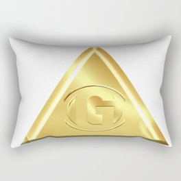 Letter G Rectangular Pillow