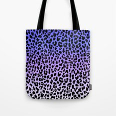 Ice Leopard Tote Bag