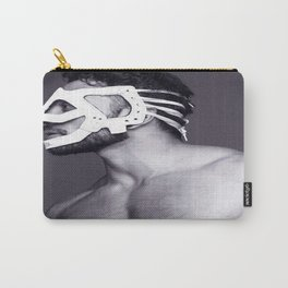 Masked Man Carry-All Pouch