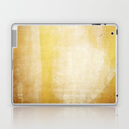 paint smudge Laptop & iPad Skin