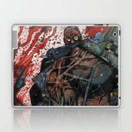 INTO THE PIT - Stefano Cardoselli  Laptop & iPad Skin