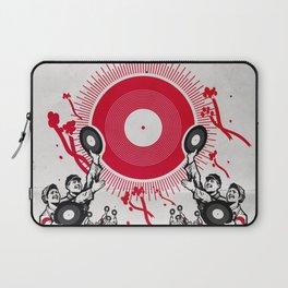 Vinyl Revolution Laptop Sleeve