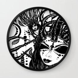 Empress Diva Wall Clock