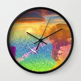 High Dive Wall Clock