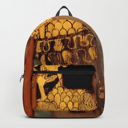"""Gustav Klimt """"Judith I"""", 1901 Backpack"""