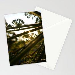 Poison Hemlock 3 Stationery Cards