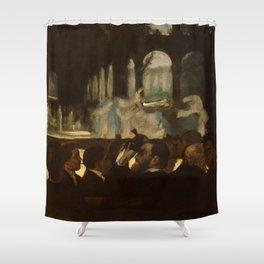 "Edgar Degas ""The Ballet from ""Robert le Diable"""" Shower Curtain"