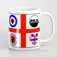 60s Mugs featuring Brit music 60s 70s by MasterChef-FR