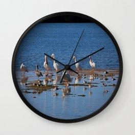 Kindred Souls Wall Clock
