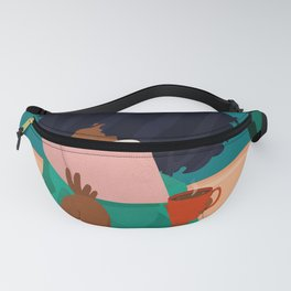 Stay Home No. 5 Fanny Pack