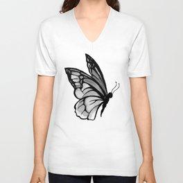 Ink butterfly Unisex V-Neck
