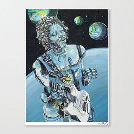 Floataciousgroovy Canvas Print
