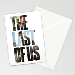 The Last of Us (Tlou Collage) Stationery Cards