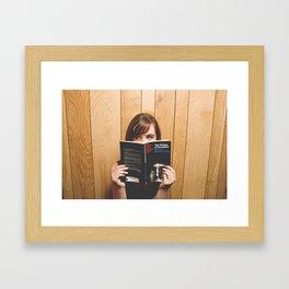perception Framed Art Print
