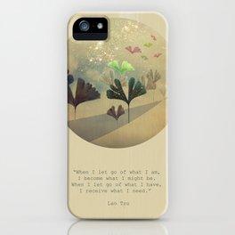 phoenix-like iPhone Case