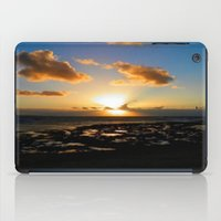 ruben ireland iPad Cases featuring Lahinch, Ireland by American Artist Bobby B