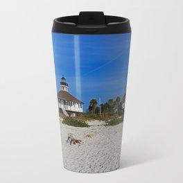 Boca Grande Lighthouse VIII Travel Mug
