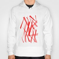 chaos Hoodies featuring chaos by Sébastien BOUVIER