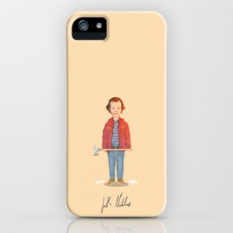 Jack Nicholson - The Shining iPhone Case