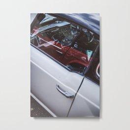 TR4 Triumph  Metal Print