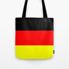 Deutsche Flagge Tote Bag