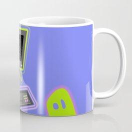 Haunted Computer Coffee Mug