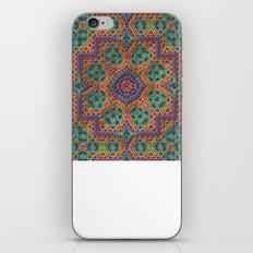 Intricate Pattern iPhone & iPod Skin