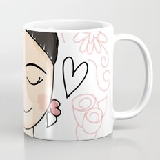Frida Carinhas Mug
