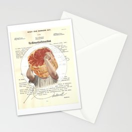 Meat Head Stationery Cards
