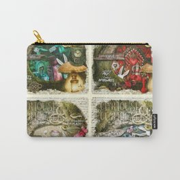 Alice of Wonderland Series Carry-All Pouch