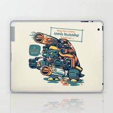 Atomic Blastoise  Laptop & iPad Skin