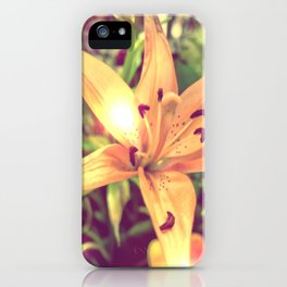 Magical Moment iPhone Case