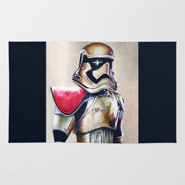 First Order Stormtrooper Rug