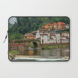 Stone Bridge Asturias Spain Laptop Sleeve