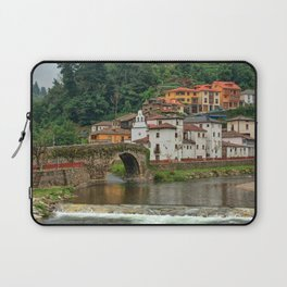 Stone Bridge Asturias Spain Laptop Sleeve