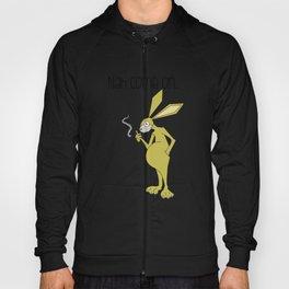 conejo fumador Hoody