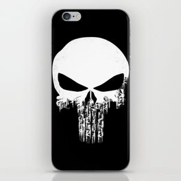 Weapons Of Punishment iPhone Skin