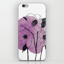 helleborus iPhone Skin