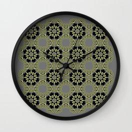 Rumpelstiltskin Pattern - Design No. 1 Wall Clock