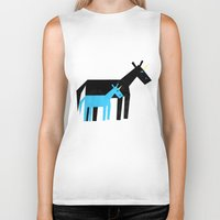 dad Biker Tanks featuring Thanks Dad by That's So Unicorny