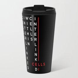 Cells / Interlinked Travel Mug